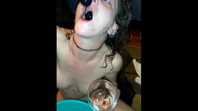 Kinky fetish enima - Sexxycandyxxx piss enima swallow
