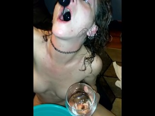 sexxycandyxxx piss enima swallow