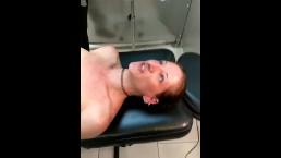 sexxycandyxxx gets her nipples pierced