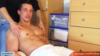 Sebastien real str8 french male In a porn in spite of him.