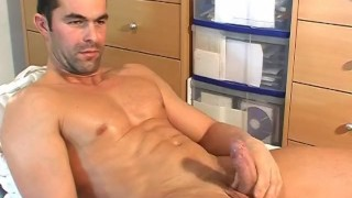 real beau tifull str8 french male In a porn in spite of him. Amateur solo