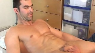 real beau tifull str8 french male In a porn in spite of him. Cumshot milf