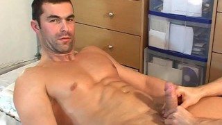 real beau tifull str8 french male In a porn in spite of him. Masturbation dick