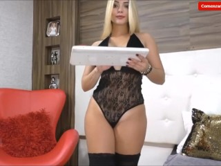 PamelaJay- Gran modelo webcam- super caliente