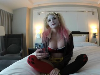 Harley (Whorley) Quinn Answers Fan Questions