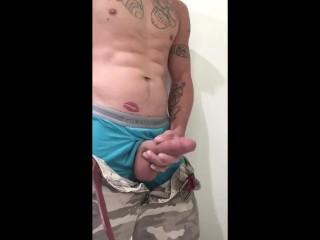 Sneaky masturbation