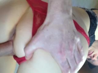 Super hero Milk Kitty takes a big dick and slurps cum - Erin Electra