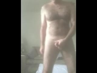 Defloration and cum on ass