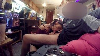 He doesnt know i record us cheating on hidden cam