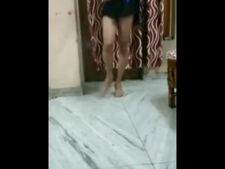 First public video of Indian crossdressee