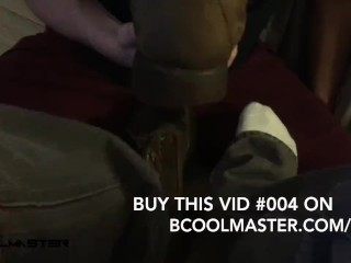 Trampling a Fag with my Timberlands - Preview - Buy at BCoolMaster.com/004