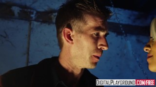 Nevermore Episode 4 Alyssa Divine, Danny D & Nacho Vidal Sextape homemade