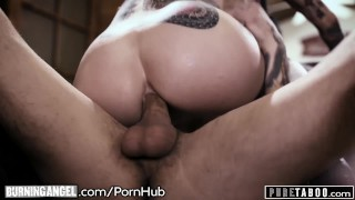 Fucks joanna angel's and comp craziest anal dp's butt penetration