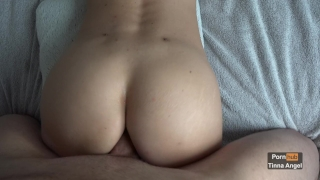Young Girl Anal Fuck With Multiple Squirting Orgasms, Anal Creampie 4K Girl young