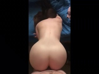 Getting fucked in doggy POV