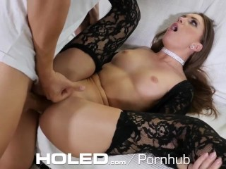 Gold digger in lace fucked anal – HOLED