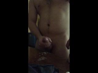 My Cumshot Compilation! Cumming hard with big loads