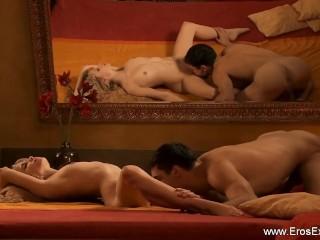Australian women sleep sex