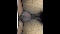 Bareback cum inside