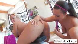 Natasha and Austin's Workout