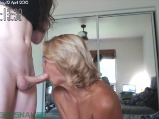 My first fucking video with Laila @lailagetsnaked