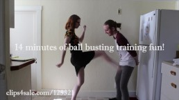 """Ballbusting 101: A Tutorial By Miss Chaiyles"" Trailer 