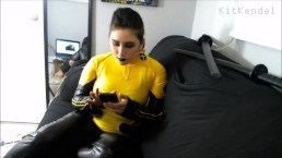 Deadpool Negasonic TEEN CAUGHT & Fucked