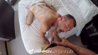 MenPOV POV fuck with Aiden Hart