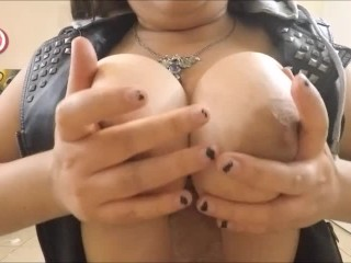 Xxx Free Teen Sex Video Biker Chick Wants my Cum - Vape BlowJob Titty - Fuck