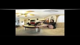3D VR - Goddess Destiny Attempted Foot Worship - 4K ULTRA HD