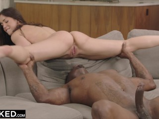 BLACKED Latina Craves Her Best Friend's BF's BBC
