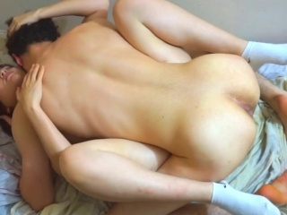 Oil, 69 and hard sex, I wanted everything and I got it