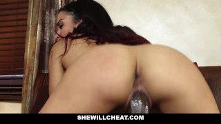 Cheating fucked hot friend husbands black wife by shewillcheat cheating petite