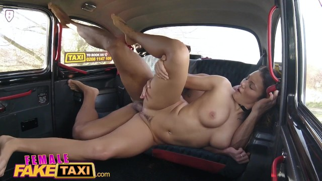 Female Fake Taxi Fit Taxi Driver Rides Cock Like A Pro -4301