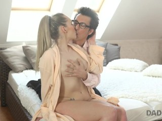 Christy marie nude daddy4k experienced old man has its own opinion about fucking daddy4k