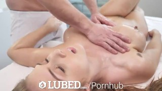 Dripping wet DD boobs bouncing with every dick stroke