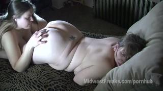 Iowa lesbians cornfed tits big
