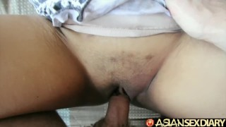 Asian Sex Diary - BBW Filipina Milf gets creampie from white dude  close up big tits creampie bbw asian blowjob amateur chubby milf hardcore asiansexdiary reality butt filipina shaved big boobs