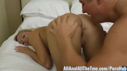 Southern Bell Megan Gets Ass Licked and Worshiped AllAnal!