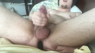 Continuous contractions my cum hush multiple orgasm clairsatine controls hairy hunk