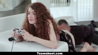 April compilation teamskeet's redheads of best crotch phillips