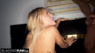 Am chechik double bbc has blackedraw craving adriana riding dick