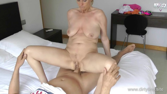 Canaria gran sex Fucking with the voyeur from maspalomas