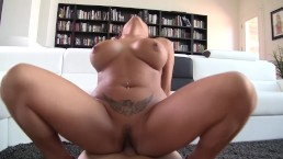 gorgeous Jasmeen enjoys getting her sweet pussy fucked