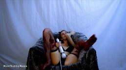 Black Panty SAMPLE - MissKittyMoon.ManyVids.com