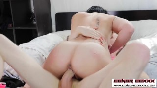 ConorCoxxx-Tiffany Jade first boy-girl Girl big