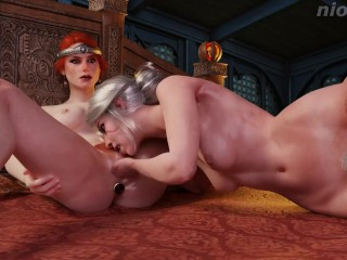 Bianca in forbidden passion