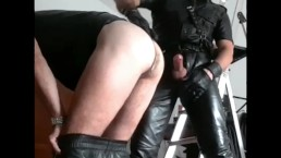 LEATHER DUO BCN INTO PLAY SESSION