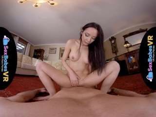 SexBabesVR – Horny Lady with Francys Belle
