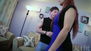 Fyre by laz milf syren de mer gets sister blackmailed stuffed stepbromilf mom boobs